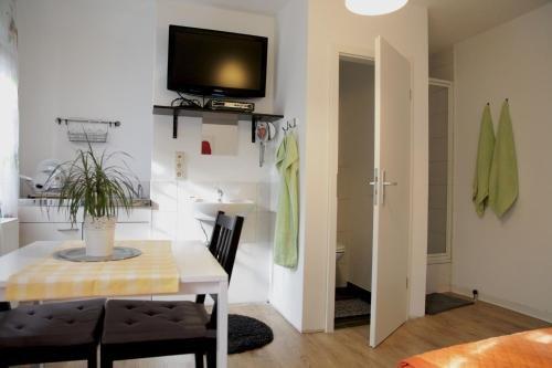 Tasca im Feui Apartments - фото 8