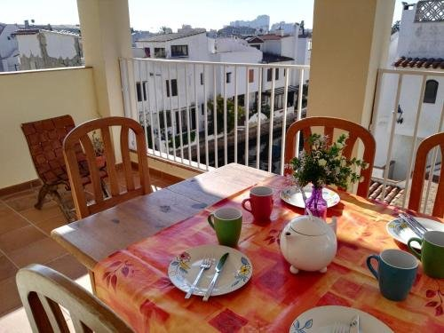 Large Two-Bedroom Apartments with terrace - Waterside - фото 19