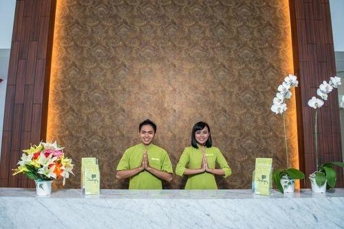 Whiz Prime Hotel Balikpapan - фото 17