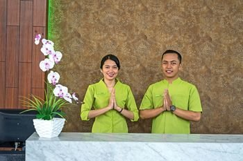 Whiz Prime Hotel Balikpapan - фото 18
