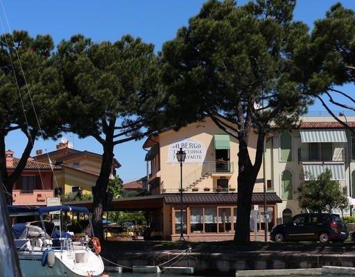 Albergo Trattoria Fioravante - фото 12