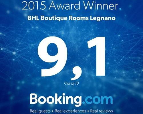 BHL Boutique Rooms Legnano - фото 17