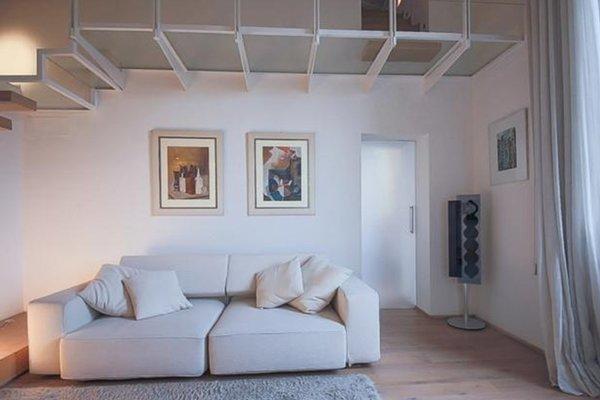 Apartments Florence Luxury loft San marco - фото 11