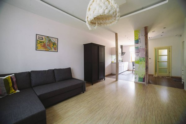 Studio apartment in private house - фото 14