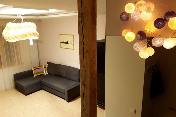 Studio apartment in private house - фото 16