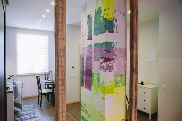Studio apartment in private house - фото 6