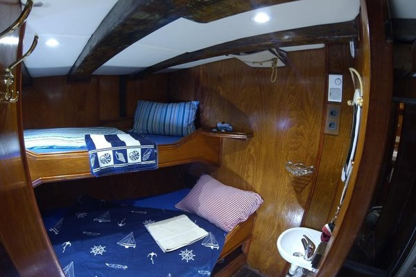 Boat MS Cutty Jean - фото 3