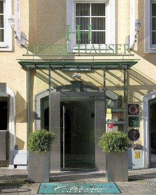Boutique Hotel Hauser - фото 23