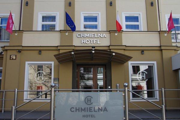 Hotel Chmielna Warsaw - фото 21
