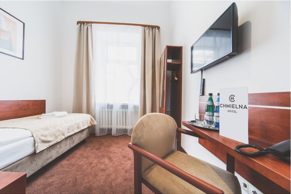 Hotel Chmielna Warsaw - фото 8