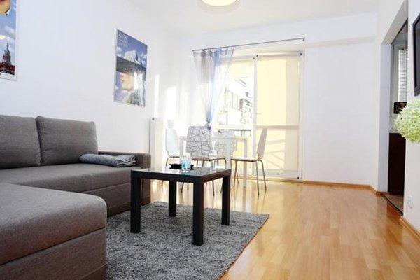 Warsaw Sunny Apartment - фото 11