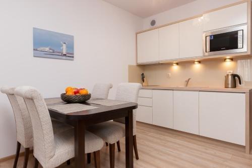 Apartament Deluxe Polanki z Garazem - фото 11