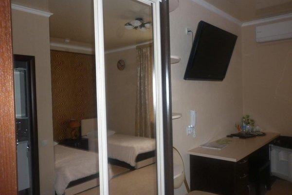 Отель Два Орла - фото 12