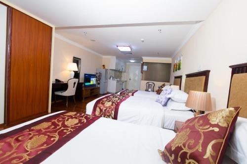 Yo Yo Apartment Zheng Jia Dong Fang Branch - фото 49