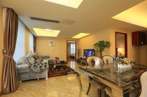 Yo Yo Apartment Zheng Jia Dong Fang Branch - фото 18