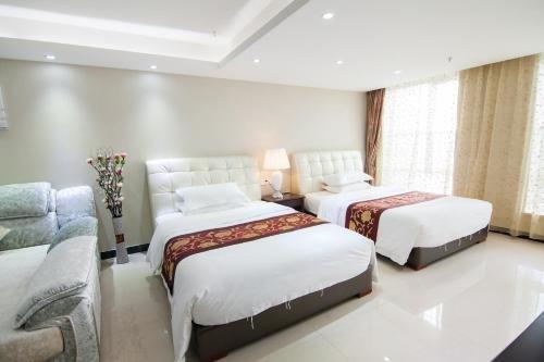 Yo Yo Apartment Zheng Jia Dong Fang Branch - фото 3