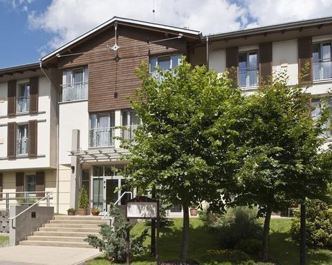 BEST WESTERN Villa Aqua Hotel - фото 19