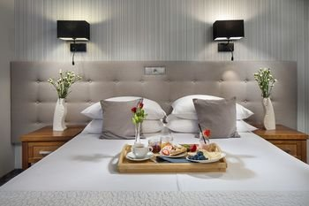BEST WESTERN Villa Aqua Hotel - фото 1