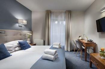 BEST WESTERN Villa Aqua Hotel - фото 2