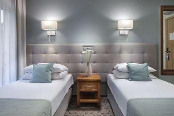 BEST WESTERN Villa Aqua Hotel - фото 4