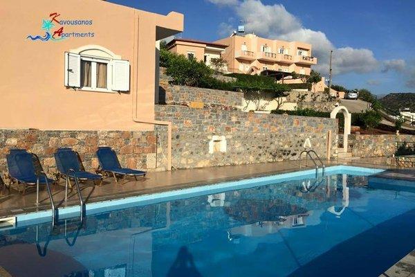 Kavousanos Apartments - фото 16