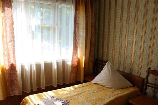 Отель Кобзарь - фото 1