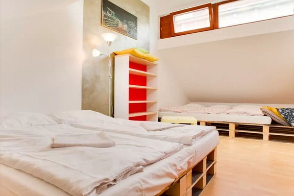 Three-Floor Apartment - фото 29