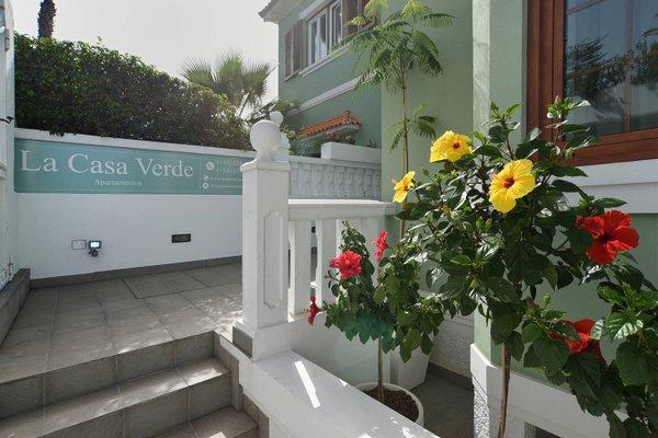 Apartamentos La Casa Verde - фото 16