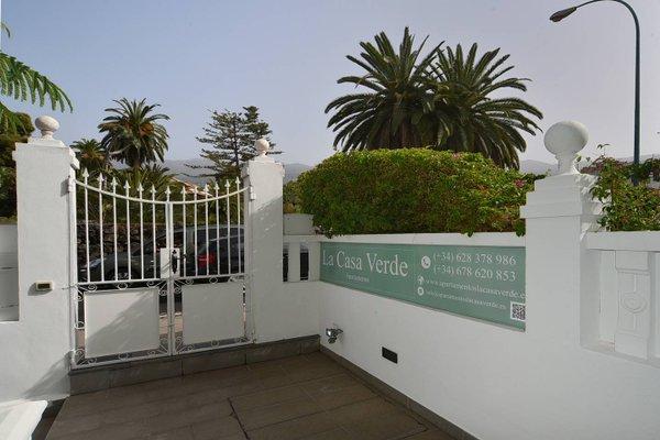 Apartamentos La Casa Verde - фото 17
