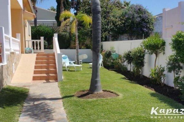Modern Beachside Villa Marbella - фото 6