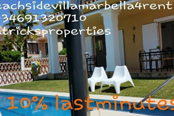 Modern Beachside Villa Marbella - фото 7