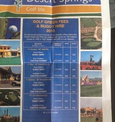 Golf Resort Vera Almeria - фото 16