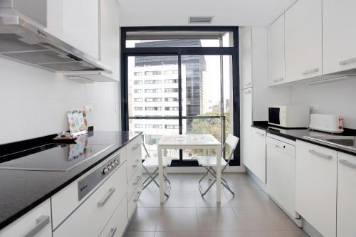 Apartment Olympic Village - фото 14