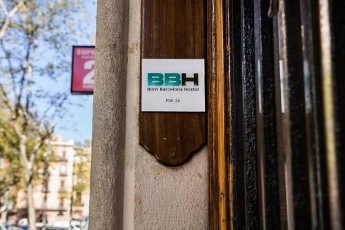 Born Barcelona Hostel - фото 17