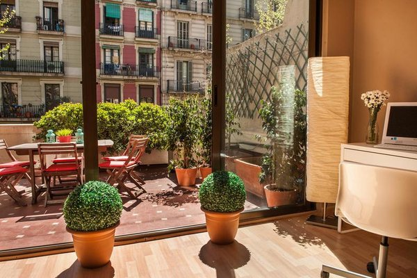 Born Barcelona Hostel - фото 20