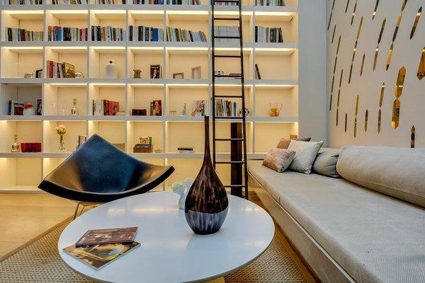 Sweet Inn Apartments - Rue Du Dahomey - фото 11