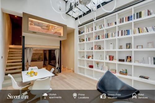 Sweet Inn Apartments - Rue Du Dahomey - фото 12
