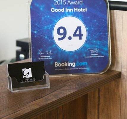 Good Inn Hotel - фото 14
