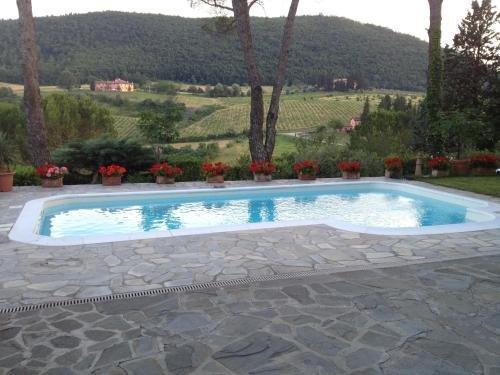 B&B Villa Il Poggiolino - фото 4