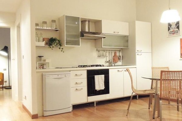 Lovely Sempione Apartment - фото 23