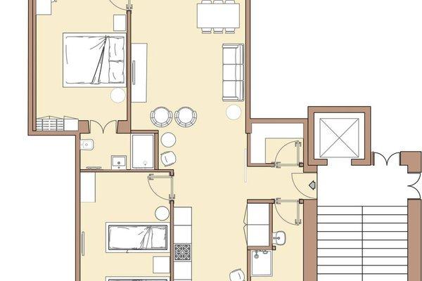 Apartment via Ferrucci 22 - фото 18