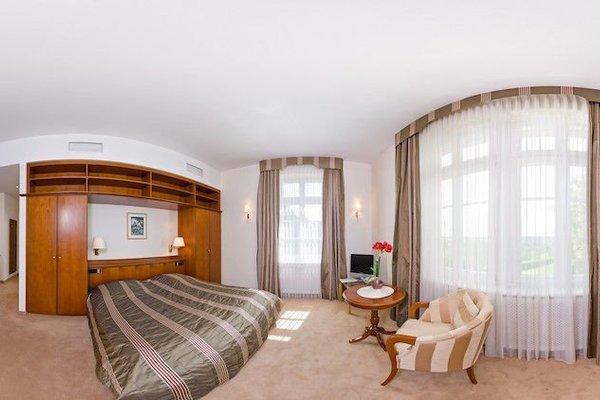 Гостиница «Jagdschloss Baden Baden», Баден-Баден