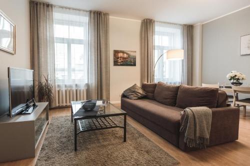 Bearsleys Downtown Apartments - фото 10
