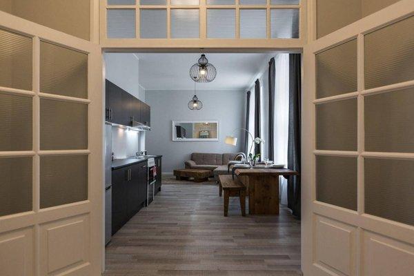 Bearsleys Downtown Apartments - фото 21