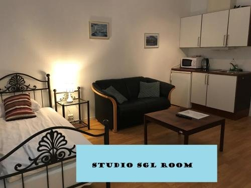 Norhostel Apartment - фото 8