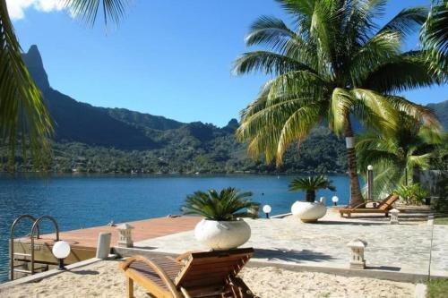 Villa Oramarama by Tahiti Homes - фото 16