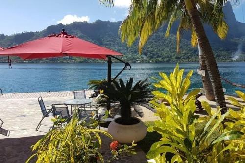 Villa Oramarama by Tahiti Homes - фото 18