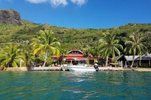 Villa Oramarama by Tahiti Homes - фото 23