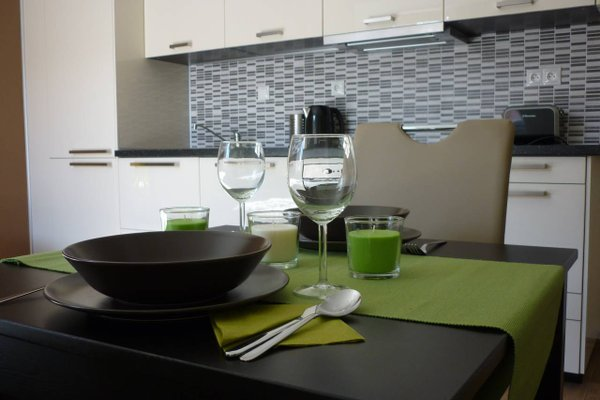 Apartments Ponava - фото 23