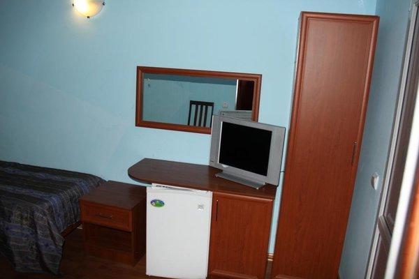 Отель Флора - фото 15